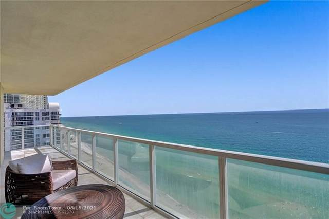 16699 E Collins Ave #2703, Sunny Isles Beach, FL 33160 (MLS #F10295311) :: Green Realty Properties