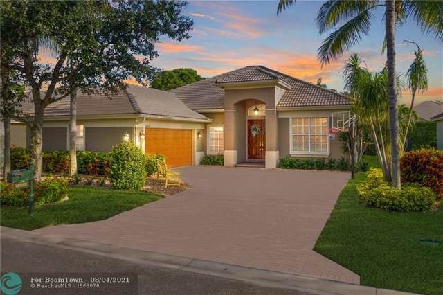 10695 NW 61st Ct, Parkland, FL 33076 (MLS #F10295314) :: The Jack Coden Group