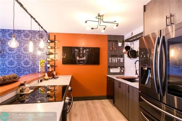 2881 NE 33rd Ct 4F, Fort Lauderdale, FL 33306 (MLS #F10295318) :: Berkshire Hathaway HomeServices EWM Realty
