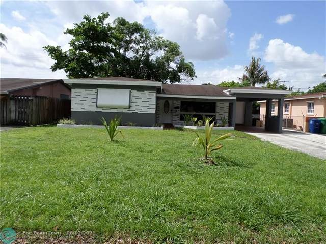 7790 Kismet St, Miramar, FL 33023 (MLS #F10295327) :: Berkshire Hathaway HomeServices EWM Realty