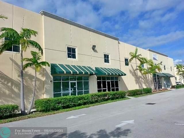 1071 NW 31st Ave B-4, Pompano Beach, FL 33069 (MLS #F10295331) :: The MPH Team