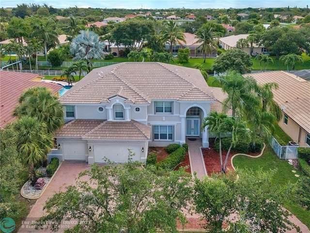 5034 Countrybrook Dr, Cooper City, FL 33330 (MLS #F10295403) :: Green Realty Properties