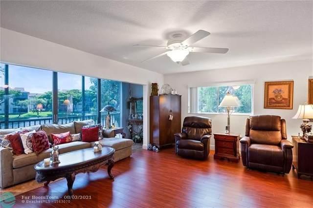 13800 SW 14th St #214, Pembroke Pines, FL 33027 (MLS #F10295415) :: Green Realty Properties