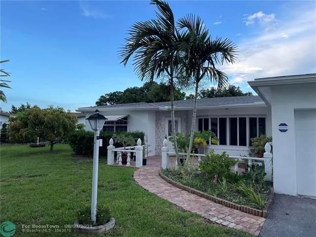 4370 NW 45th Ter, Lauderdale Lakes, FL 33319 (MLS #F10295418) :: Berkshire Hathaway HomeServices EWM Realty