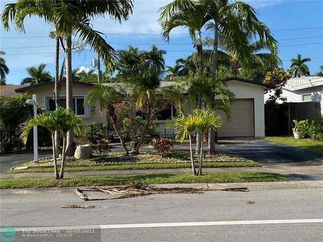 1048 Johnson St, Hollywood, FL 33019 (MLS #F10295421) :: Berkshire Hathaway HomeServices EWM Realty