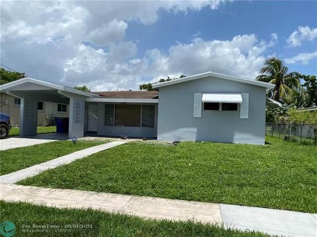 3759 NW 37th St, Lauderdale Lakes, FL 33309 (MLS #F10295422) :: The Teri Arbogast Team at Keller Williams Partners SW