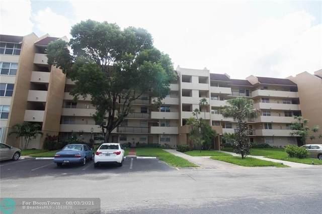 3801 Environ Blvd #216, Lauderhill, FL 33319 (MLS #F10295431) :: Berkshire Hathaway HomeServices EWM Realty