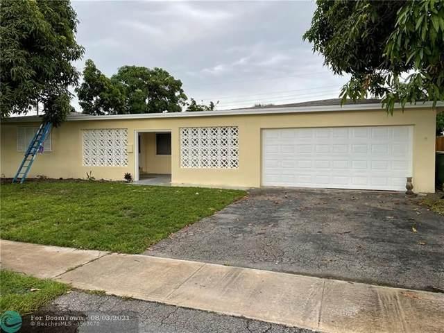 651 SW 67th Ave, Pembroke Pines, FL 33023 (MLS #F10295443) :: Green Realty Properties