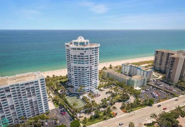 1700 S Ocean Blvd 21C, Lauderdale By The Sea, FL 33062 (#F10295457) :: Treasure Property Group