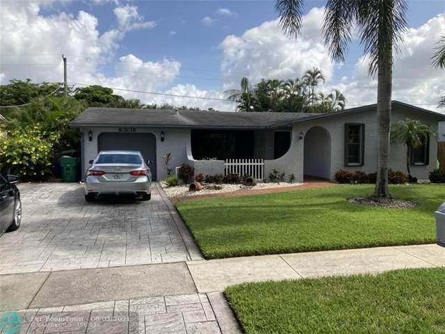 9081 SW 55th Ct, Cooper City, FL 33328 (MLS #F10295465) :: Green Realty Properties