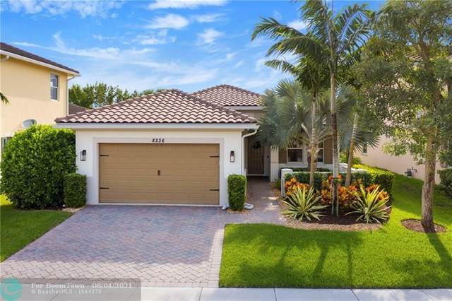 8236 NW 121st Way, Parkland, FL 33076 (MLS #F10295471) :: The Jack Coden Group