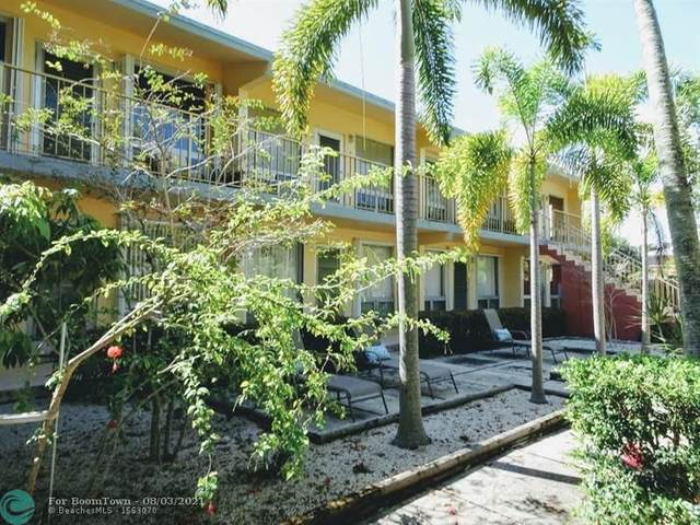 2624 NE 30th Pl 102B, Fort Lauderdale, FL 33306 (MLS #F10295545) :: Green Realty Properties