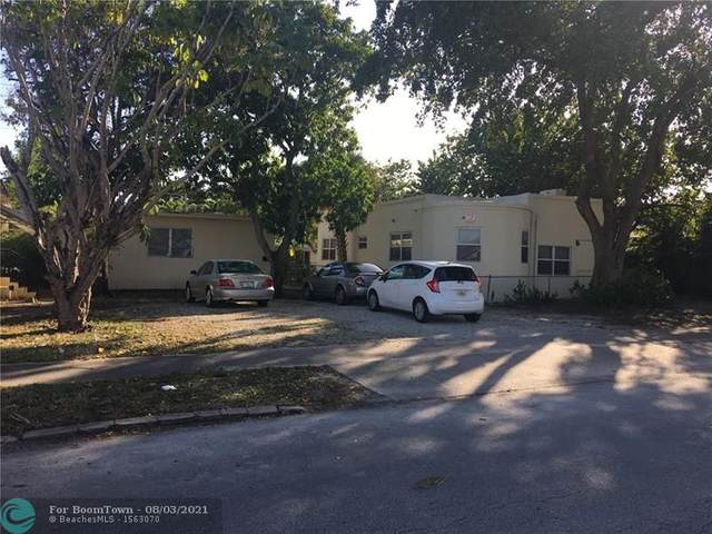 1844 Lincoln Street, Hollywood, FL 33020 (MLS #F10295561) :: Castelli Real Estate Services