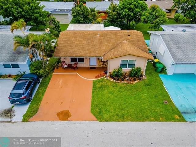 4949 NW 55th St, Tamarac, FL 33319 (MLS #F10295563) :: Berkshire Hathaway HomeServices EWM Realty
