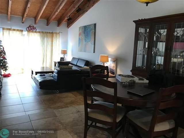 10351 Iris Ct, Pembroke Pines, FL 33026 (MLS #F10295571) :: Green Realty Properties