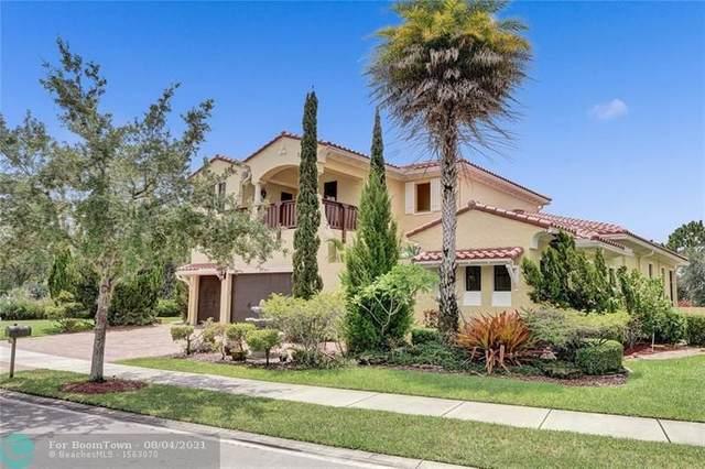9780 Bay Leaf Ct, Parkland, FL 33076 (#F10295577) :: Signature International Real Estate