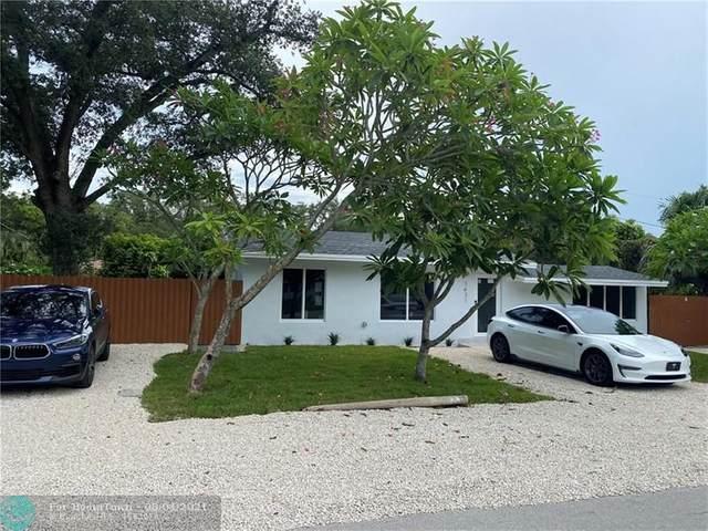 1431 SW 29th St, Fort Lauderdale, FL 33315 (MLS #F10295590) :: Green Realty Properties