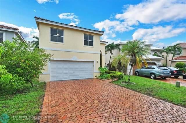 3419 NW 110th Ter, Coral Springs, FL 33065 (#F10295660) :: Ryan Jennings Group