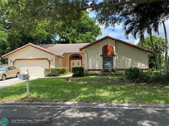 4927 NW 85th Rd, Coral Springs, FL 33067 (MLS #F10295664) :: Berkshire Hathaway HomeServices EWM Realty