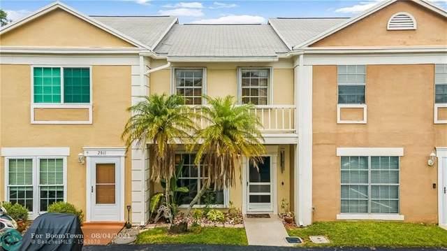2857 S Belmont Ln #2857, Cooper City, FL 33026 (#F10295678) :: Treasure Property Group