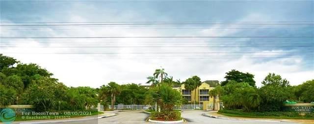 5780 Rock Island Rd #356, Tamarac, FL 33319 (MLS #F10295688) :: Berkshire Hathaway HomeServices EWM Realty