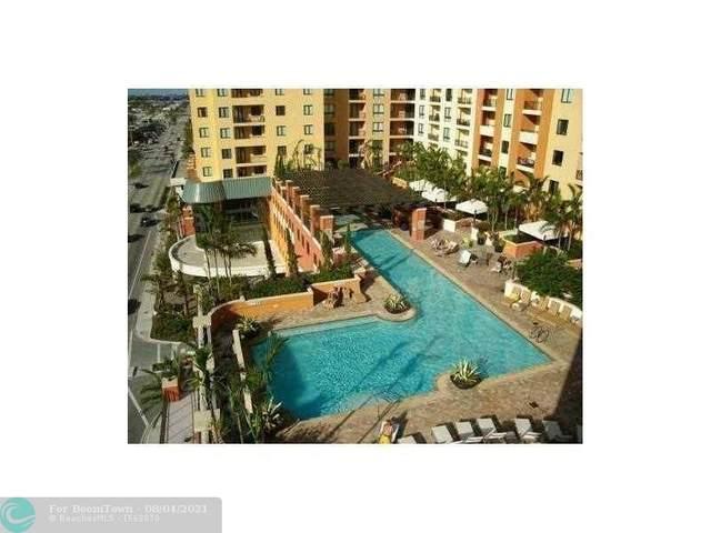 110 N Federal Hwy #815, Fort Lauderdale, FL 33301 (#F10295711) :: Treasure Property Group