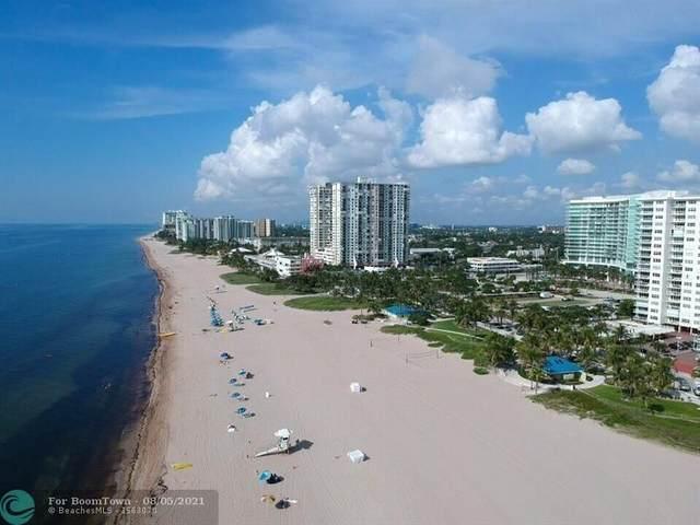 133 N Pompano Beach Blvd #406, Pompano Beach, FL 33062 (#F10295744) :: The Power of 2   Century 21 Tenace Realty