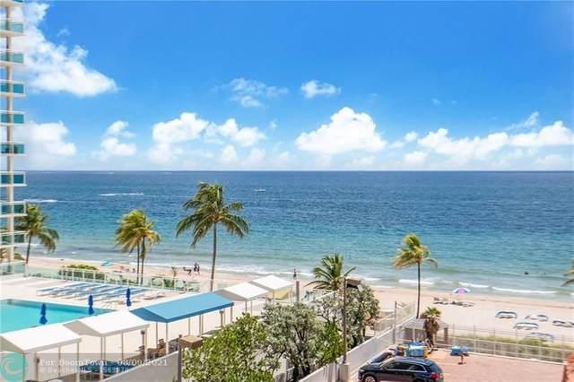 3850 Galt Ocean Dr #508, Fort Lauderdale, FL 33308 (#F10296119) :: Heather Towe   Keller Williams Jupiter