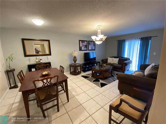 4111 NW 88th Ave #205, Coral Springs, FL 33065 (#F10296171) :: The Power of 2 | Century 21 Tenace Realty