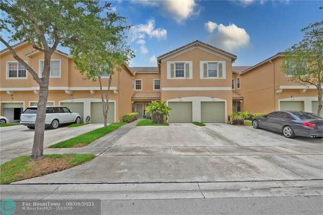 13203 SW 44 Street #17103, Miramar, FL 33027 (MLS #F10296208) :: Green Realty Properties