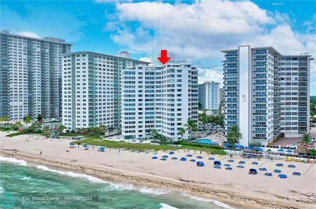 3600 Galt Ocean Dr 8C, Fort Lauderdale, FL 33308 (MLS #F10296269) :: The MPH Team