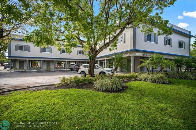 4390 North Federal Highway #206, Fort Lauderdale, FL 33308 (MLS #F10296599) :: The MPH Team