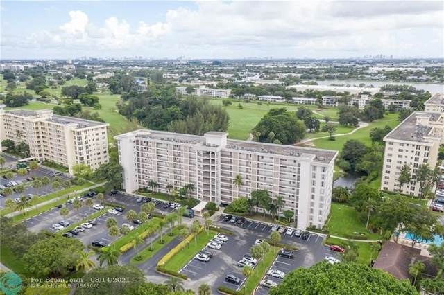 3200 N Palm Aire Dr #207, Pompano Beach, FL 33069 (#F10296701) :: The Power of 2   Century 21 Tenace Realty