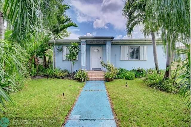 2510 Wilson St, Hollywood, FL 33020 (MLS #F10296711) :: Castelli Real Estate Services