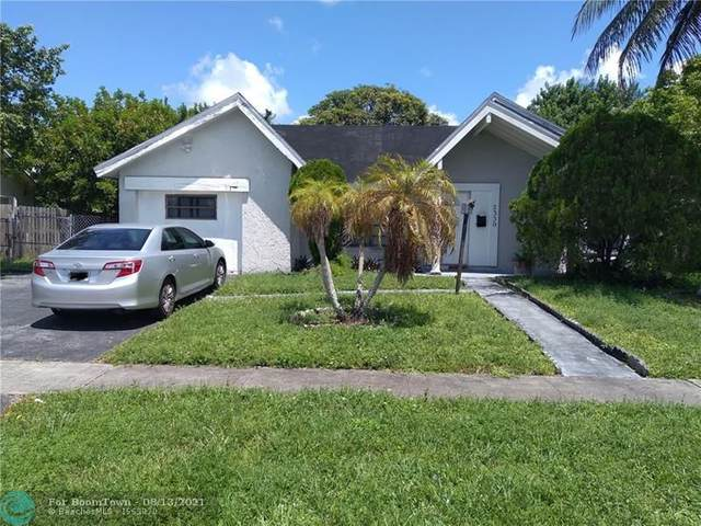 2330 NW 83rd Way, Sunrise, FL 33322 (#F10296840) :: Baron Real Estate