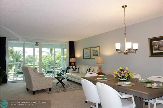 3970 Oaks Clubhouse Dr #210, Pompano Beach, FL 33069 (#F10296955) :: The Power of 2   Century 21 Tenace Realty