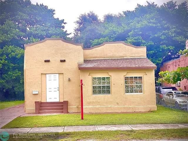 1853 NW 49th St, Miami, FL 33142 (MLS #F10297006) :: Green Realty Properties