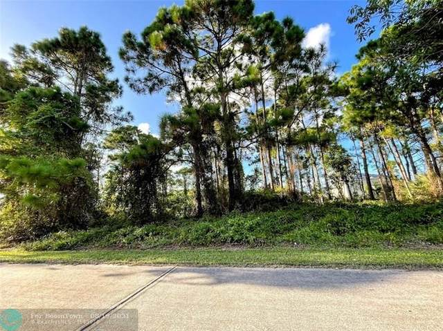 1461 SW Becker Rd, Port Saint Lucie, FL 34953 (#F10297026) :: Michael Kaufman Real Estate
