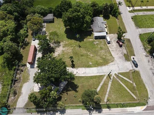 2160 NW 24th St, Fort Lauderdale, FL 33311 (MLS #F10297131) :: Green Realty Properties
