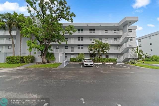 105 Royal Park Dr 4E, Oakland Park, FL 33309 (#F10297244) :: Baron Real Estate