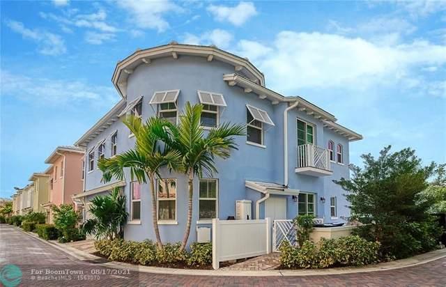 914 NE 17th Way, Fort Lauderdale, FL 33304 (MLS #F10297334) :: Green Realty Properties