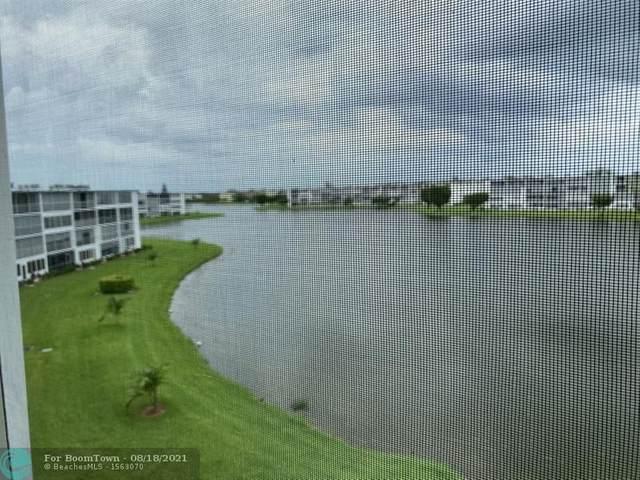 4003 Exeter A 4003 A, Boca Raton, FL 33434 (MLS #F10297446) :: Berkshire Hathaway HomeServices EWM Realty