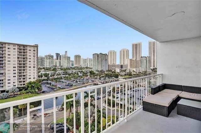 500 Bayview Dr #821, Sunny Isles Beach, FL 33160 (MLS #F10297480) :: GK Realty Group LLC