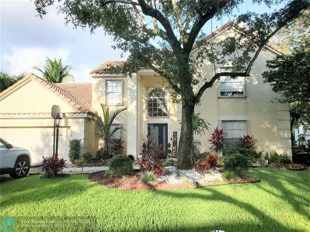 7616 Parkview Way, Coral Springs, FL 33065 (MLS #F10297575) :: Castelli Real Estate Services