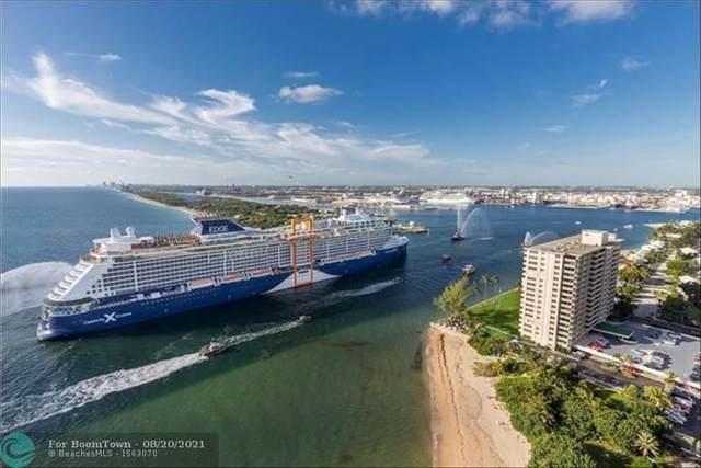 2100 S Ocean Dr 12-K, Fort Lauderdale, FL 33316 (#F10297681) :: The Power of 2   Century 21 Tenace Realty