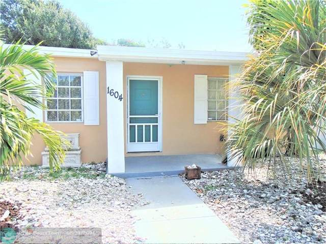 1604 NW 6th Ave, Fort Lauderdale, FL 33311 (MLS #F10297718) :: GK Realty Group LLC