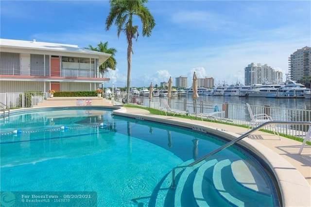 2700 Yacht Club Blvd 7G, Fort Lauderdale, FL 33304 (MLS #F10297729) :: The MPH Team