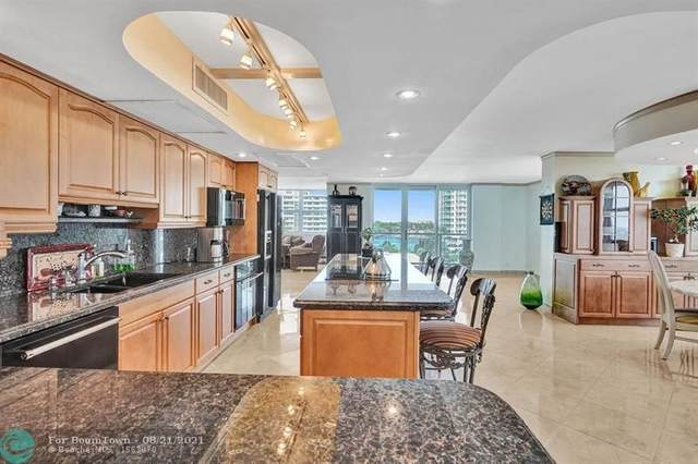 209 N Fort Lauderdale Beach  Blvd 5A, Fort Lauderdale, FL 33304 (#F10297840) :: Heather Towe | Keller Williams Jupiter