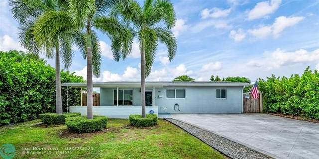 631 N 70th Ave, Hollywood, FL 33024 (MLS #F10297869) :: United Realty Group