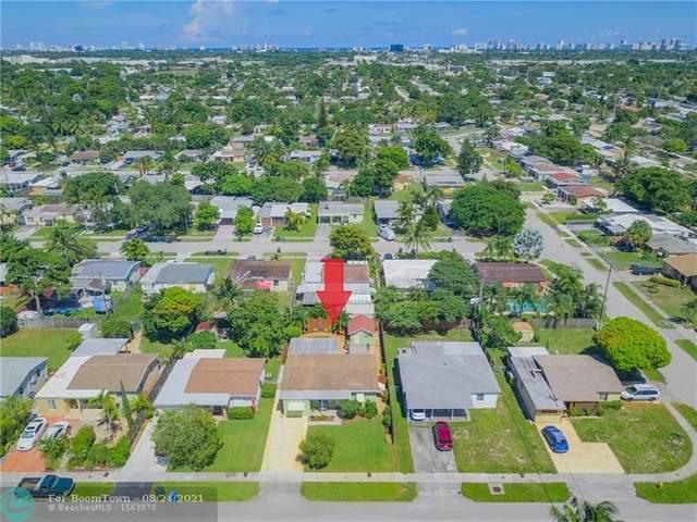 5200 NE 1st Ave, Oakland Park, FL 33334 (MLS #F10298039) :: Green Realty Properties